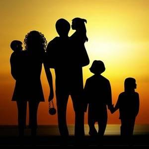 صورة الجانب الأسري