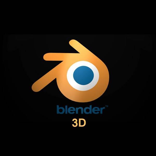كورس blender 3D