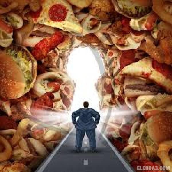 التغلب على ادمان الطعام food-addiction