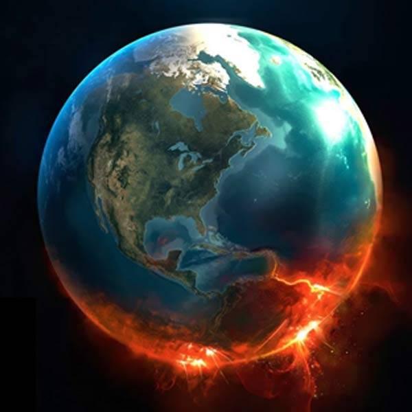 قصة الأرض