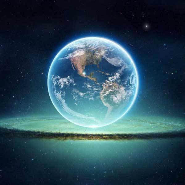 نشأت الارض