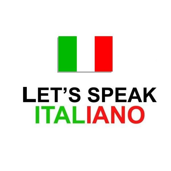 اللغة الايطالية