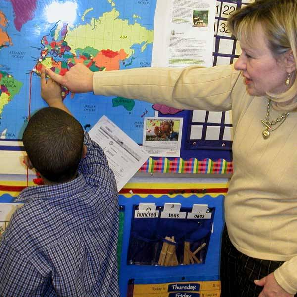 جغرافيا - الصف الأول الإعدادي - الفصل الدراسي الأول