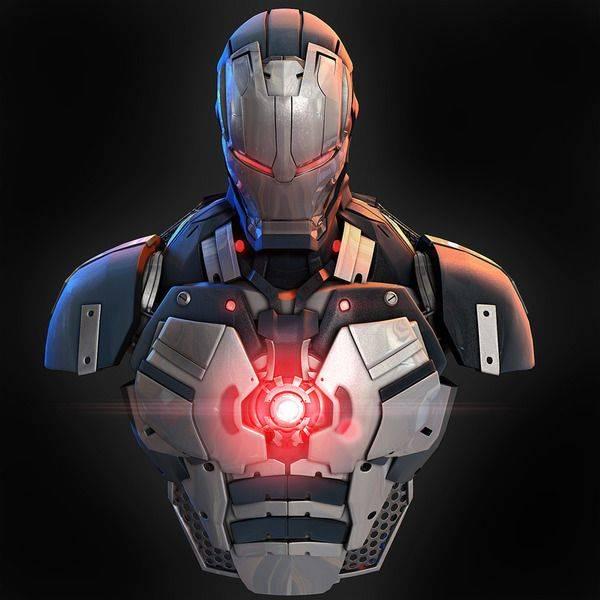 English Novel - The Iron Man - الصف الأول الإعدادي