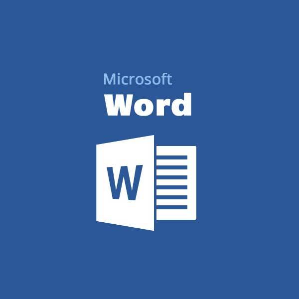 شرح برنامج الوورد – office word 2013
