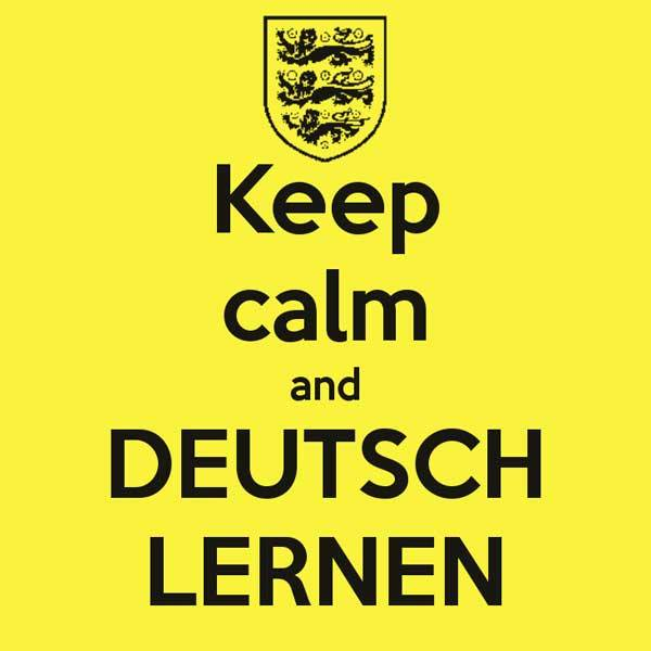 تعلم اللغة الالمانية – Deutsch Lernen