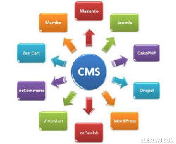 PHP & MySQL CMS نظام ادارة محتوى