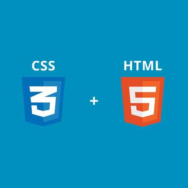 تصميم قالب مدونة HTML5/CSS3
