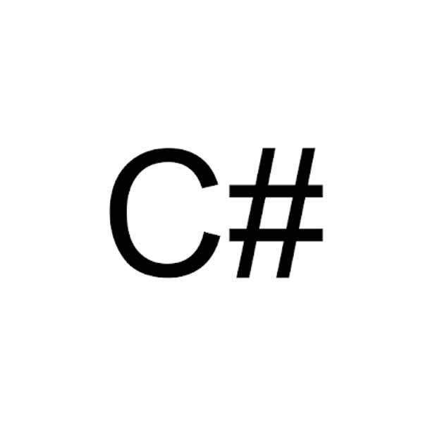 تعلم لغة برمجة سي شارب #C