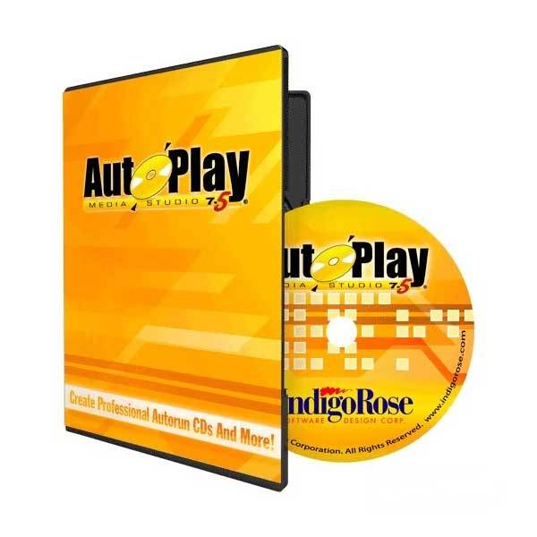 Autoplay Media Studio 8 | الجرافيك Graphic