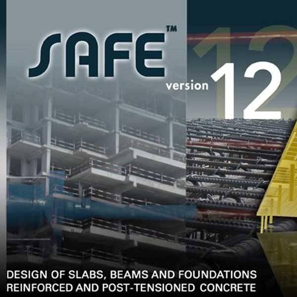 دورة تصميم كاملة طبقا للكود الأمريكي باستخدام برنامج SAFE 12