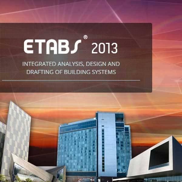 التصميم والتحليل الزلزالي باستخدام برنامج ETABS 2013