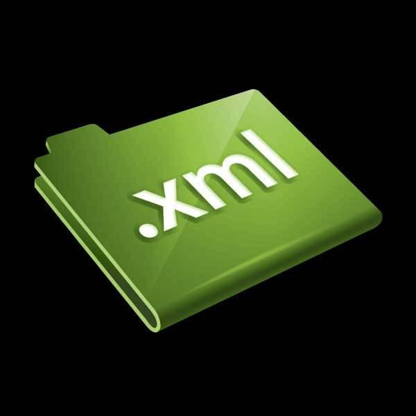 عرض المزيد من XML