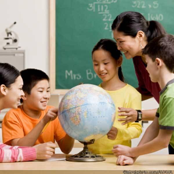 جغرافيا - الصف الثاني الإعدادي - الفصل الدراسي الثاني