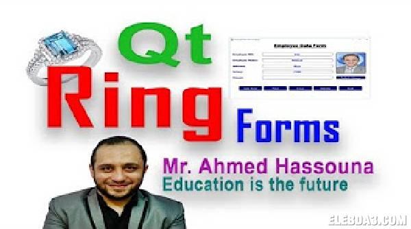 Ring Qt Forms شرح رينج شاشات