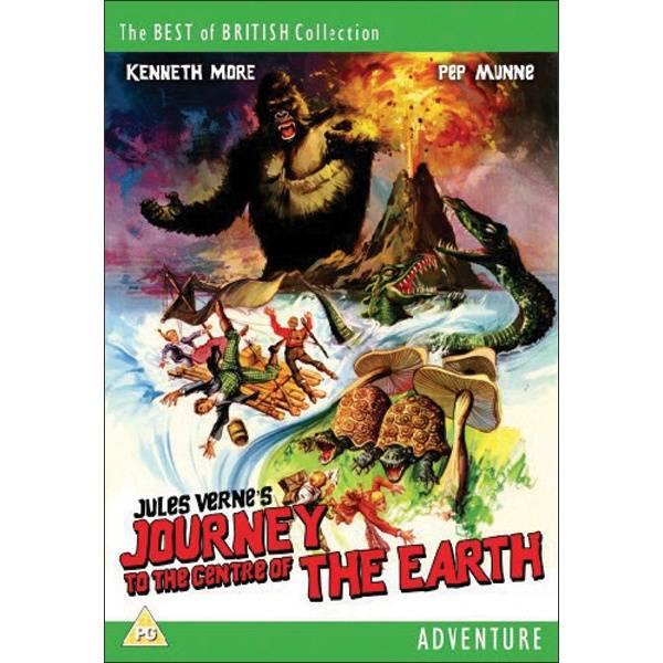 قصة , رحلة إلى مركز الأرض - Novel , Journey to the centre of the earth