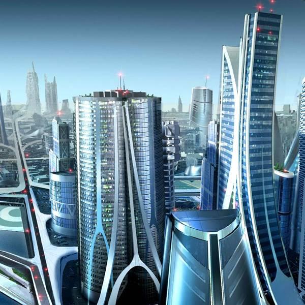 مدن عملاقة