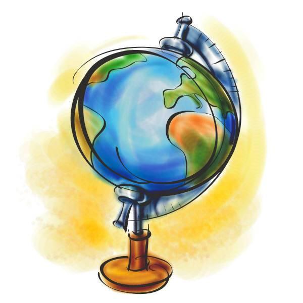 جغرافيا - الصف الثالث الإعدادي - الفصل الدراسي الثاني