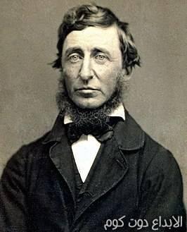 هنري ديفيد ثورو