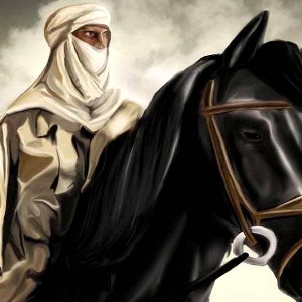 قصة أبو الفوارس عنترة