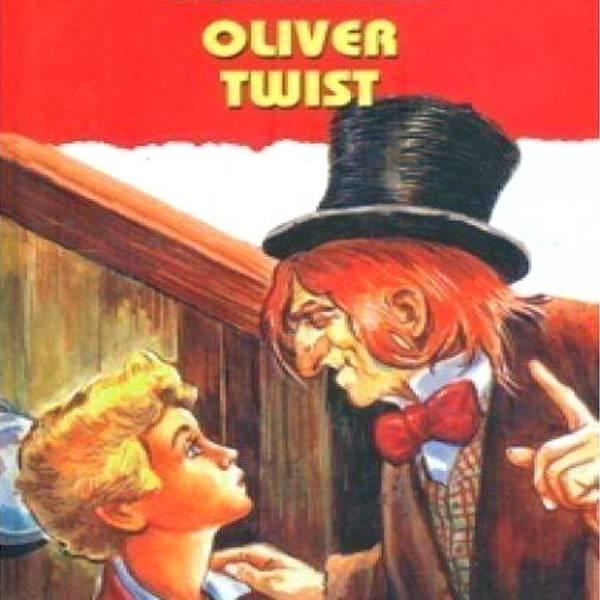 قصة  English - Novel - Oliver Twist - الصف الأول الثانوي  - الفصل الدراسي الأول