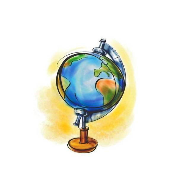 جغرافيا  - الصف الأول الثانوي - الفصل الدراسي الأول