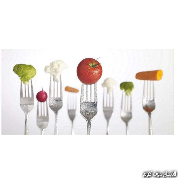 اكلات سهله صحيه وسريعه التحضير