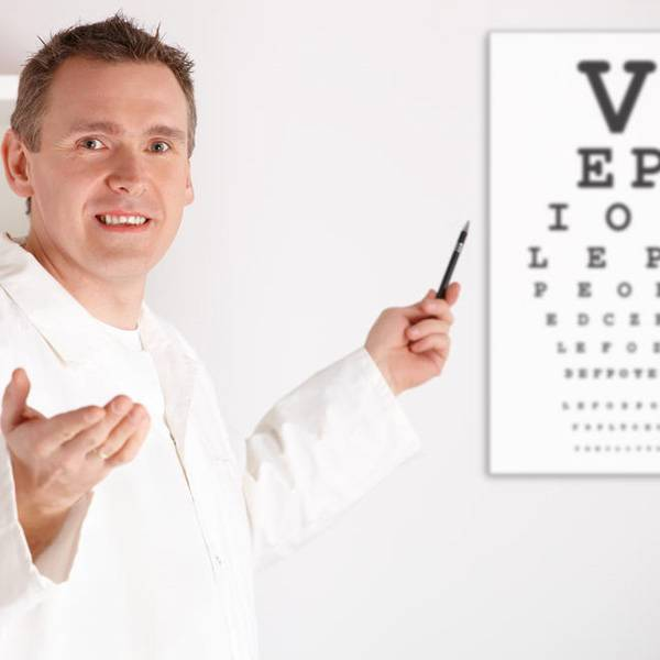 دكتور عيون