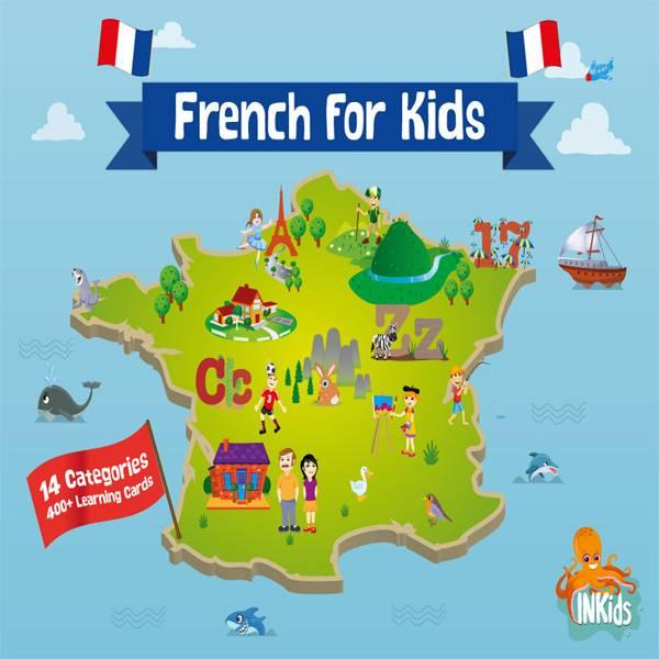 تعليم اللغة الفرنسية للاطفال