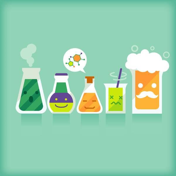 Chemistry - الكيمياء لغات - الصف الأول الثانوي - الفصل الدراسي الثاني