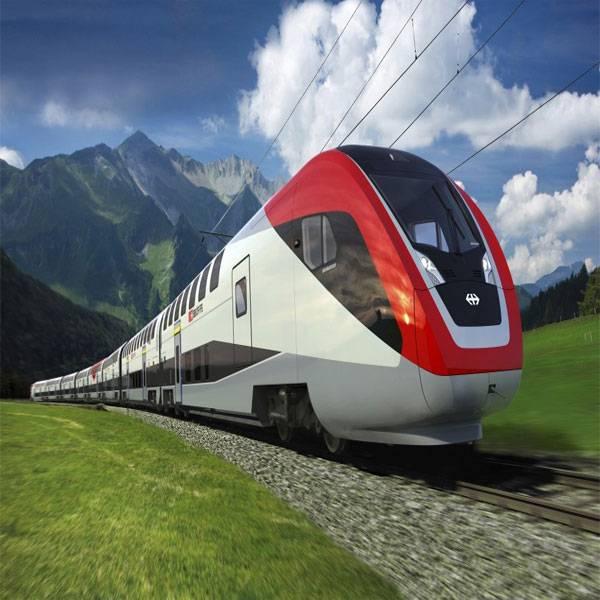 قطارات حول العالم