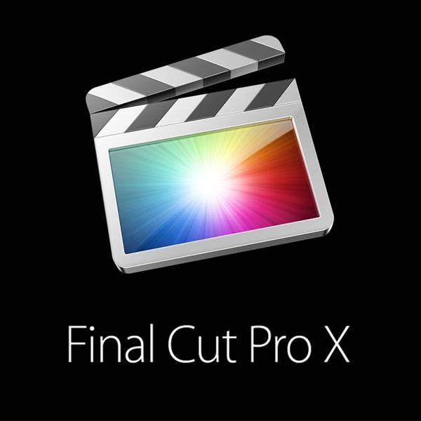 كورس Final Cut Pro X متكامل