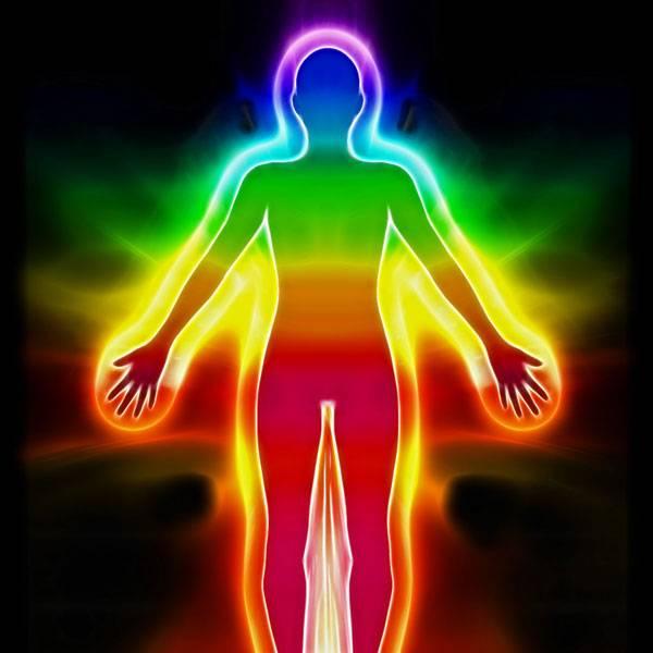 العلاج بالطاقة ومسارات الطاقة في جسم الانسان