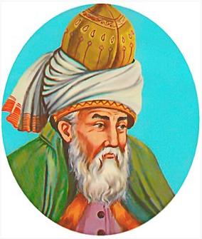 صورة جلال الدين الرومي
