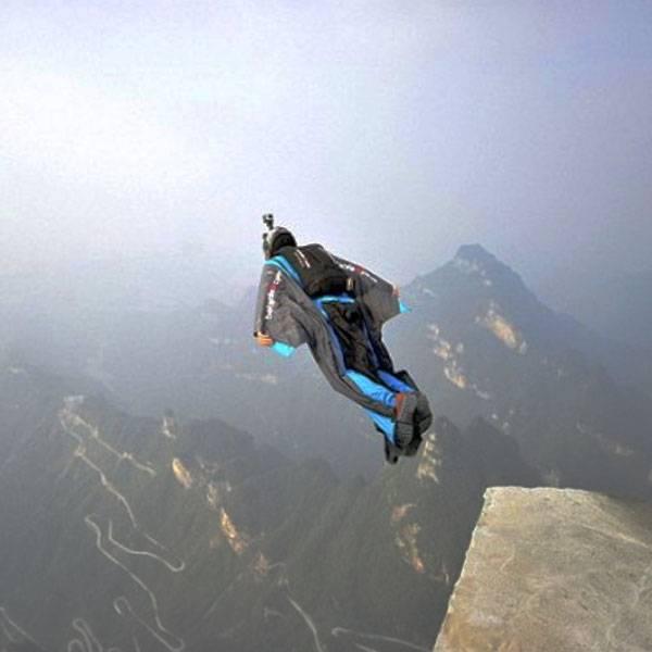 القفز من المرتفعات