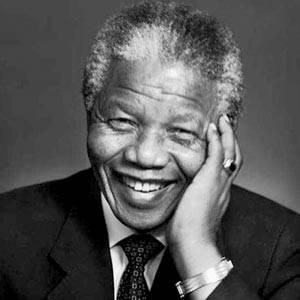 صورة نيلسون مانديلا