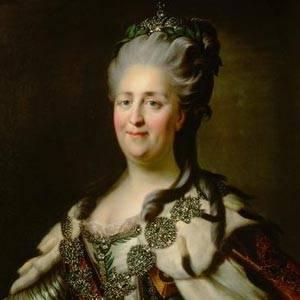 الملكة كاثرين الثانية