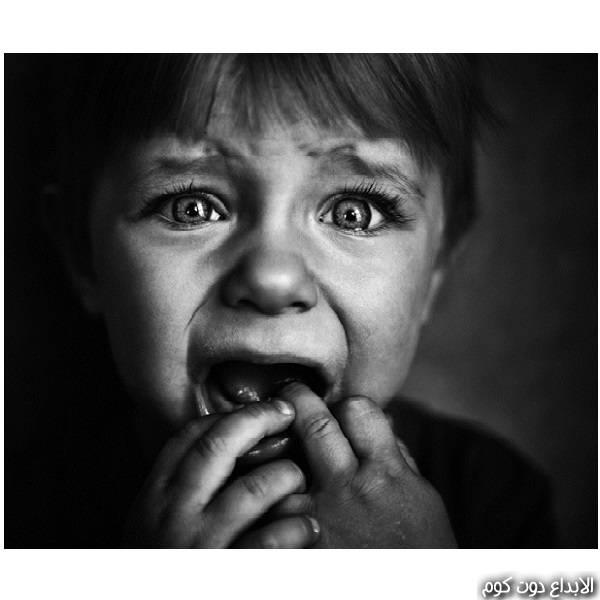 الأطفال و الصدمة النفسية