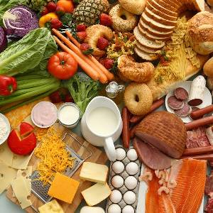 التغذية الصحية للانسان