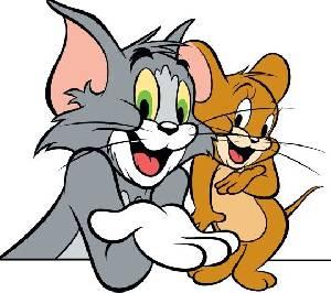 كرتون أطفال ( Tom And Jerry )