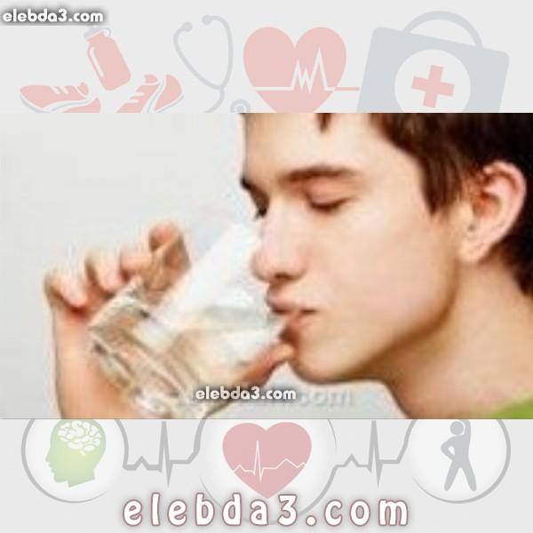 مقال: فوائد شرب الماء قبل الأكل | الطب البديل